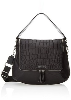 Kenneth Cole Reaction Nylon Avery Hobo
