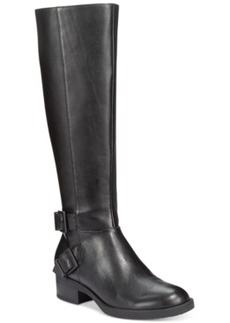 Kenneth Cole Reaction Pod Town Riding Boots Women's Shoes
