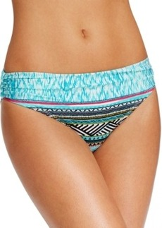 Kenneth Cole Reaction Printed Bikini Bottoms Women's Swimsuit
