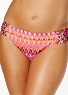 Kenneth Cole Reaction Printed Hipster Bikini Bottom Women's Swimsuit