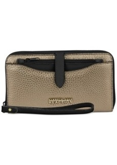 Kenneth Cole Reaction Right Angles Tab Wristlet