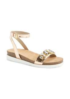 Kenneth Cole Reaction 'So Wild' Ankle Strap Sandal (Women)