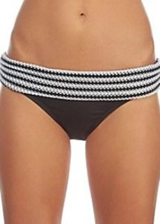 Kenneth Cole REACTION® Stripe Sash Swim Bottoms