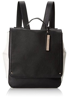 Kenneth Cole Reaction Structure Backpack, Chalk/Black, One Size