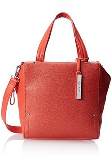 Kenneth Cole Reaction Tulip Satchel, Persimmon, One Size