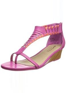 Kenneth Cole REACTION Women's Buta B Nice Wedge Sandal