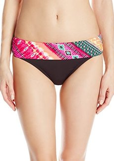 Kenneth Cole Reaction Women's Get Rio Hipster Bikini Bottom