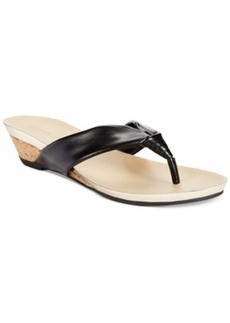 Kenneth Cole Reaction Women's Great Date Thong Sandals Women's Shoes