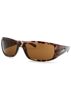 Kenneth Cole Reaction Women's Rectangle Animal Sunglasses