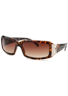 Kenneth Cole Reaction Women's Rectangle Tortoise Sunglasses