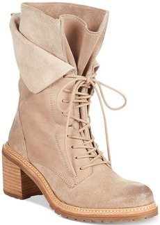 Kenneth Cole Reaction Women's Rocky Me Lace-Up Booties