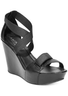 Kenneth Cole Reaction Women's Sole My Love Platform Wedge Sandals