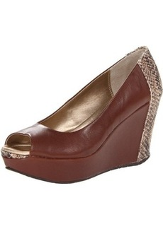 Kenneth Cole REACTION Women's Sole Roll Wedge Pump