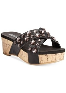 Kenneth Cole Reaction Women's Step Inside 2 Platform Slide Sandals Women's Shoes