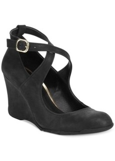 Kenneth Cole Reaction Women's Tell Lily More Wedges Women's Shoes
