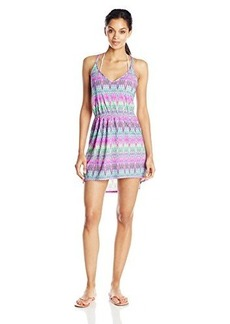 Kenneth Cole Reaction Women's The Zig To My Zag Cover Up Dress