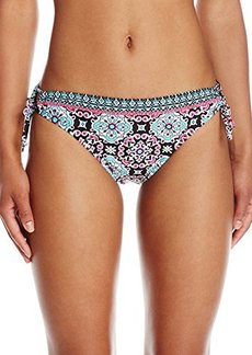 Kenneth Cole Reaction Women's Tile It Up Adjustable Hipster Bikini Bottom