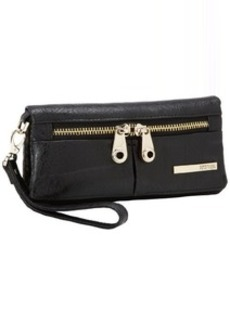 Kenneth Cole Reaction Wooster-Double Gusset Flap Wallet