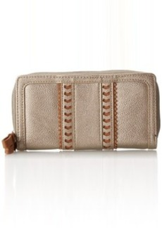 Kenneth Cole Reaction Wooster Street Double Gusset Flap Clutch