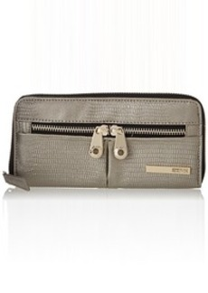 Kenneth Cole Reaction Wooster-Zip Around Clutch Wallet