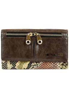 Kenneth Cole Reation Wooster St. Flap Clutch