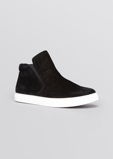 Kenneth Cole Slip On Sneakers - Kalvin High Top