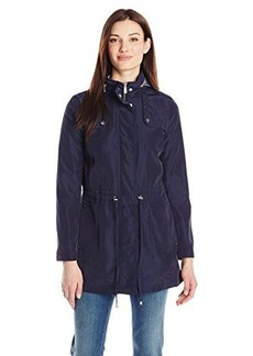Kenneth Cole Women's Front Anorak with Hood