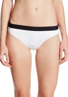 Kenneth Cole Women's with The Band Swim Bottom