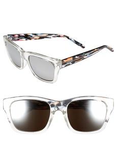 kensie 'Aria' 52mm Retro Sunglasses