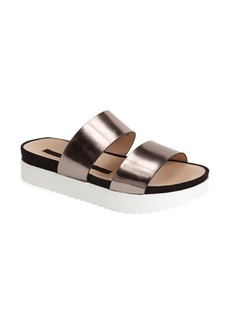 kensie 'Boston' Flatform Sandal (Women)