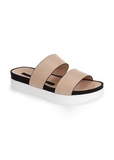 kensie 'Boston' Flatform Sandal (Women)