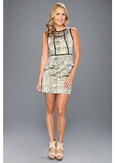 kensie Brocade Dress KS7D9450