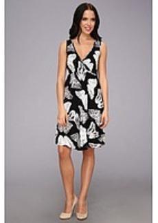 kensie Butterfly Dress