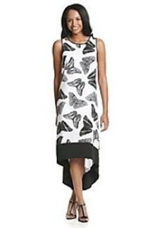 Kensie® Butterfly Maxi Dress