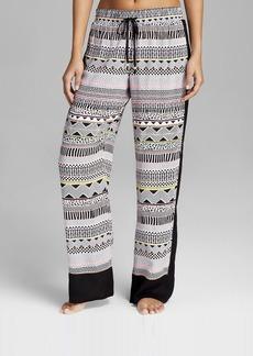 Kensie Cameo Geo Pajama Pants