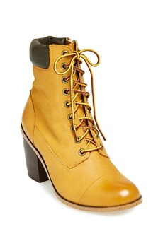 kensie 'Charm' Leather Boot (Women)