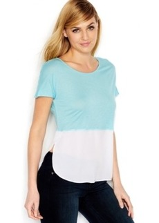 kensie Colorblocked Tee