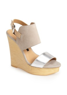 kensie 'Devora' Wedge Sandal (Women)