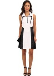 kensie Drapey French Terry Dress KS6K9953