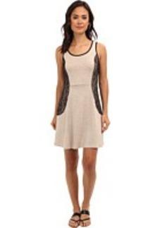kensie Drapey French Terry Dress KS6K9958