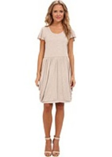 kensie Drapey French Terry Dress Mb KS7K7056