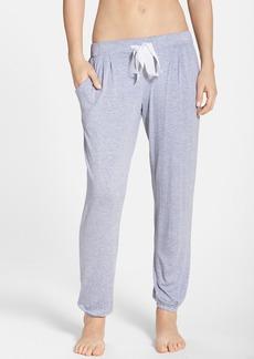 kensie Drawstring Jersey Sweatpants