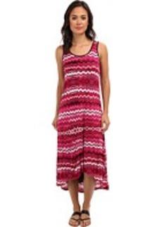 kensie Drippy Stripes Dress Mb KS4K7058