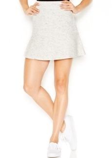 kensie Fit & Flare Mini Skirt