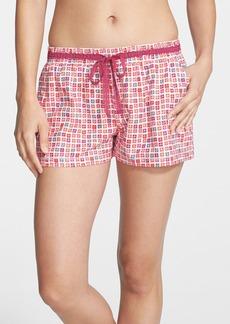 kensie Flannel Boxer Shorts