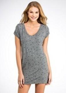 Kensie Frankie Knit Sleepshirt