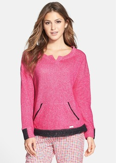 kensie French Terry Pullover