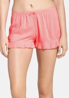kensie Geo Print Woven Boxer Shorts