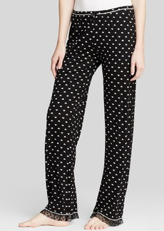 Kensie Heart Pajama Pants