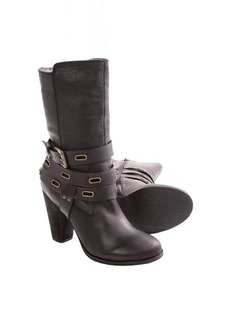 Kensie Hudson Belted Boots - Mid-Calf (For Women)